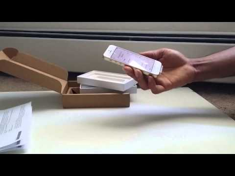 Bad ESN Solution: Swapping a BAD ESN (IMEI) iPhone 5S for a clean ESN (IMEI)