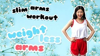 Weightless Arms Workout | APINK | toning workout