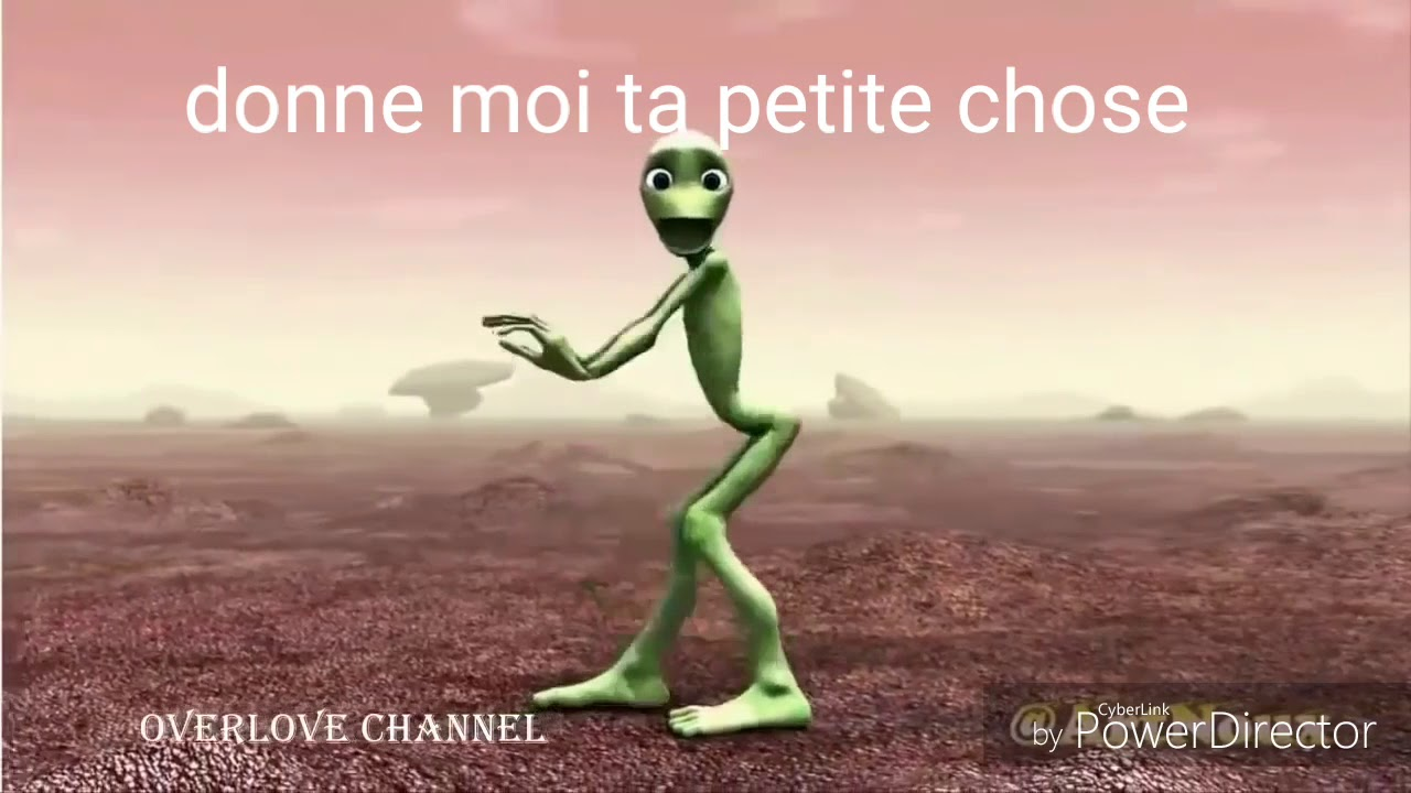 extraterrestre qui danse traduction