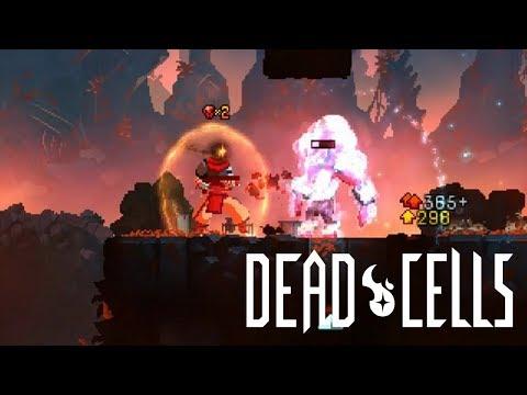 Dead Cells - Ice Crossbow showcase run
