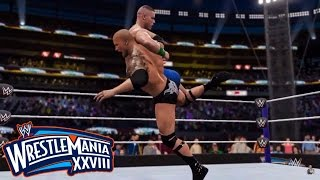 WWE 2K16 Simulation - WrestleMania 28 Full Highlights