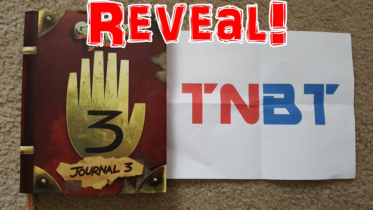 The Gravity Falls Real Life Edition Journal 3 Reveal