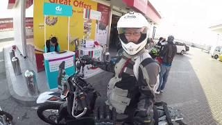 Enduro ride: Dubai to Fujairah on the honda CRF250L