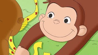 Curious George 🐵 George Counts for 100 🐵Compilation🐵 HD 🐵 Cartoons For Children
