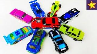 Все машинки Hot Wheels для детей Все серии подряд Hot Wheels toys