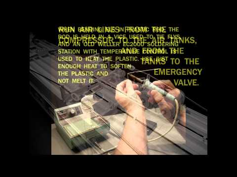 Evergreen Scale Models Car 244 Part Three - Body Detailing