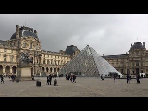 Day 2 Paris Walking Tour with LeahTravels. Louvre, Le Palais Royal, and Saint Germain de Preis