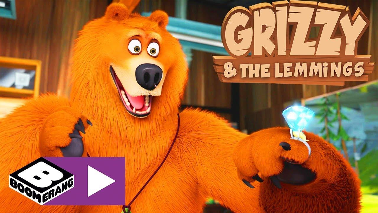 grizzy und die lemminge dvd