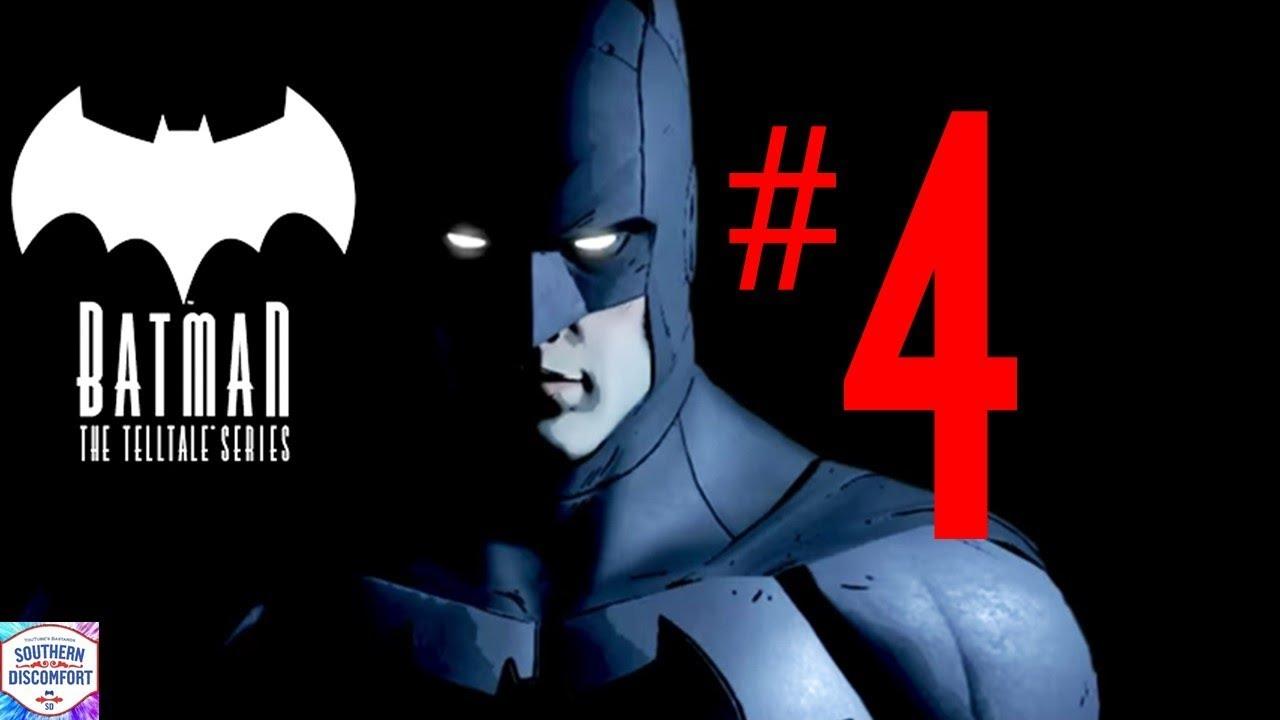 Batman: TTS | Part 4: Wayne Family Dick Pics?