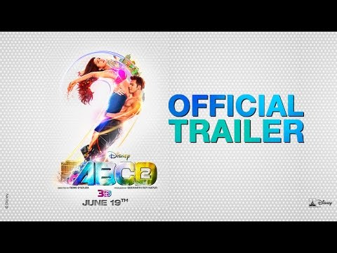 ABCD 2 - Official Trailer 2015