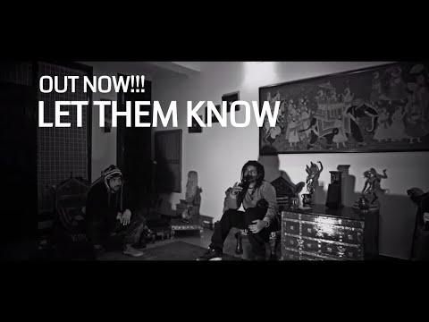 Let Them Know -  Uday Bakshi X It's Sky X Mc Bamania X Babbar Ek | Latest Indian Rap 2018