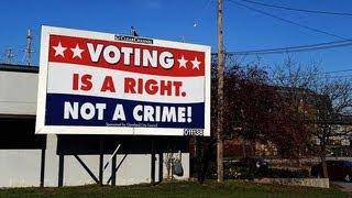 Voter Suppression Bill Ruins Real Democracy