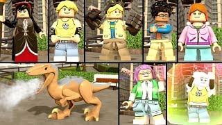LEGO Marvel Super Heroes 2 - All Runaways Characters (DLC)