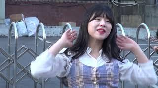 우우 WooWoo, 다이아 DIA, 여성댄스팀 레이디비, 홍대버스킹 20181229