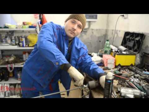 Замена сайлентблоков рычагов передней подвески