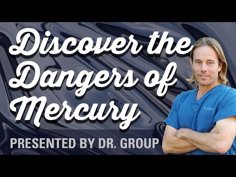 Dangers of Mercury & How to Detox Your Body of It