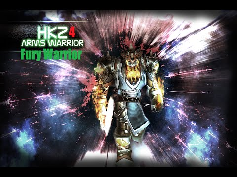 Hkz 4 - Last Retail MoP Movie - Arms And Fury Warrior Montage 5.4.2
