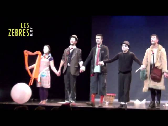 Cyrano de Bergerac - Reportage zébré