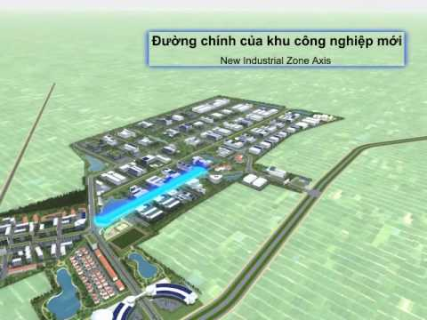 Industrial land for lease in Vietnam
