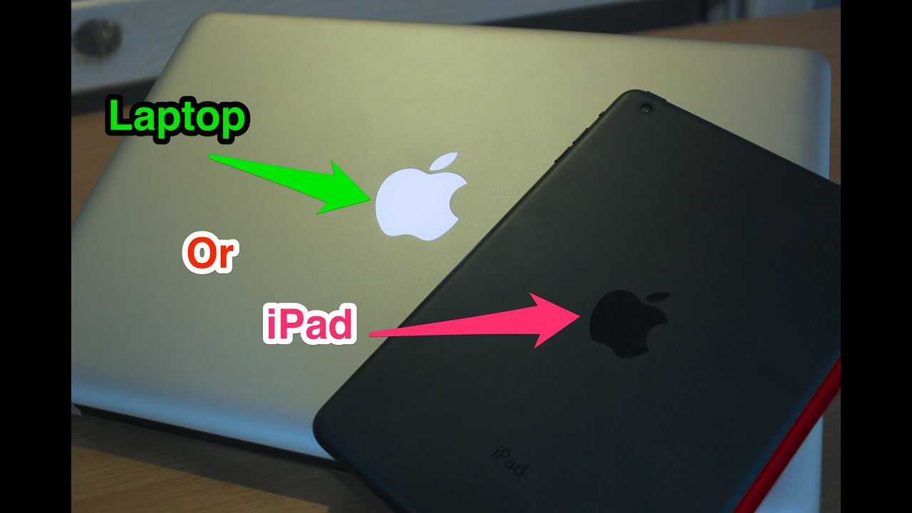 Whats better for a college student ipad or Macbook?