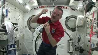 Chris Hadfield on how eyesight is affected in space thumbnail
