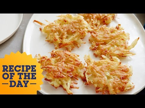 Ina's Potato Latkes | Food Network
