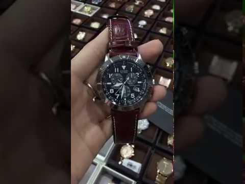 CITIZEN Eco-Drive Perpetual Calendar Chronograph Men's Watch BL5250-02L