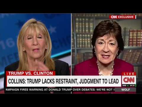 Susan Collins: Trump doesn
