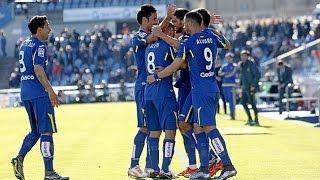 Video Gol Pertandingan Getafe vs Villarreal
