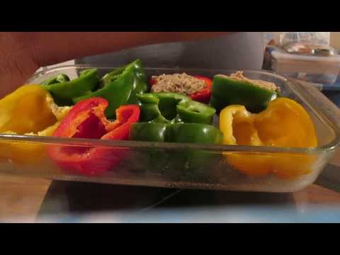 How to Make New Orleans Style Stuffed Bell Peppers Recipe