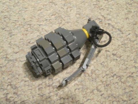 LEGO Frag Grenade - World at War