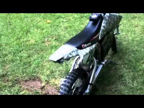 Razor Mx650 Digital Camo Youtube