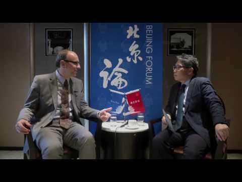 [2015 Beijing Forum] KFAS Interview : Stefan Dercon