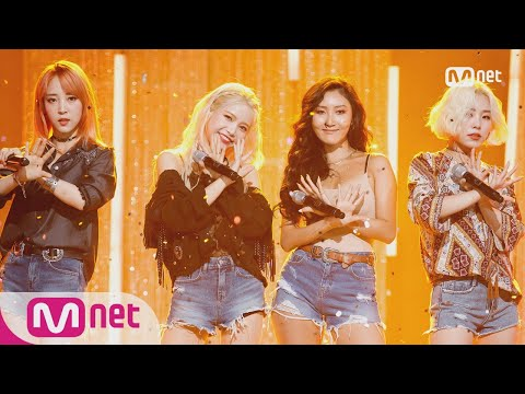 [MAMAMOO - Starry Night] Comeback Stage | M COUNTDOWN 180308 EP