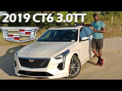 2019 Cadillac CT6 3.0TT || 2019 Cadillac CT6 Review!
