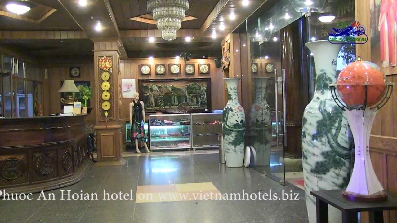 Phuoc An Hotel Hoi An – Đặt phòng khách sạn Hội An www.vietnamhotels.biz