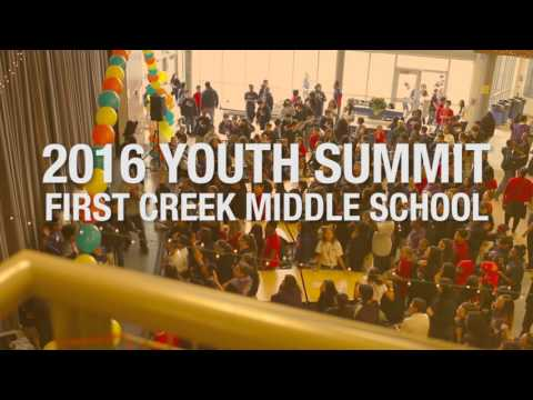 Seeds of Peace Youth Summit 2016