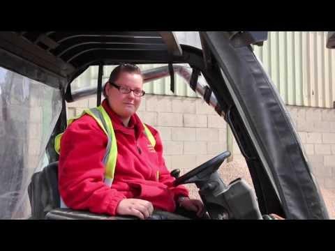 Builders Merchant Company, Scunthorpe, UK