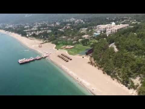 Видео отеля Премьер Палас Кемер Турция 0т 10.06.2017