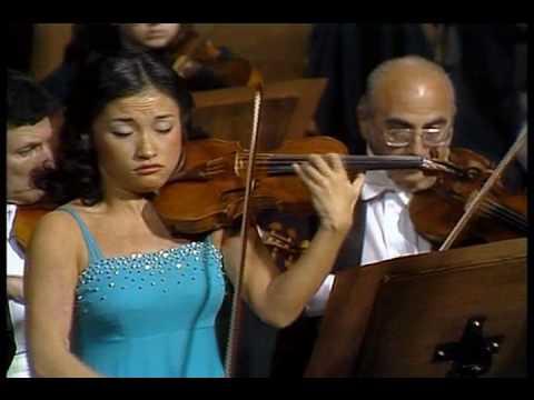 Mendelssohn, Violin Concerto 3rd Mov by Solti&Chung Kyung Wha -Closing