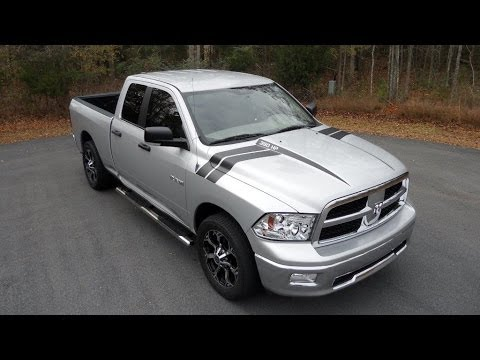 2009 Dodge Ram 1500 Quad Cab 1500 Slt Facelift For 2014