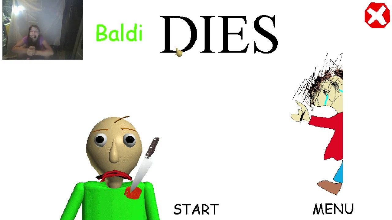Baldi Dies Before Baldis Death Mod Baldis Basics In - steam workshop when hat kid is hurt the roblox death