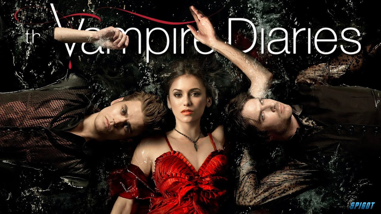 Bs To Vampire Diaries 5
