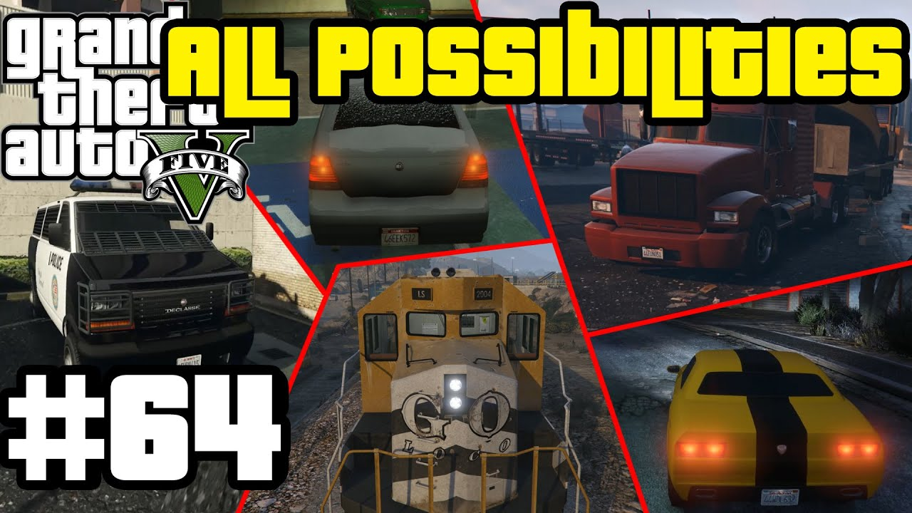 Gta V Planning The Big Score Setup Missions All Possibilities Youtube