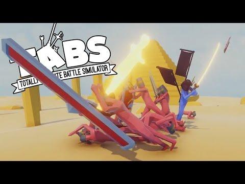 TABS - Grandmaster Samurai and Sandbox Suggestions! - Totally Accurate Battle Simulator Gameplay