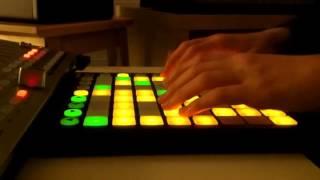 Кнопки+пальцы=музыка|красиво|2016|