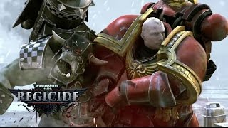 Warhammer 40,000: Regicide - Gameplay Trailer