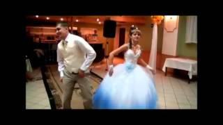 Современный свадебный танец!!!