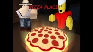 Roblox Pizza Place Part 2!!