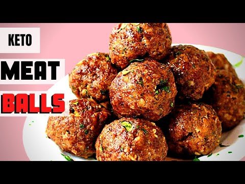 The Ultimate Keto Meatballs | Keto Recipes | Minced Meat Recipe for Keto Diet| keto recipes indian